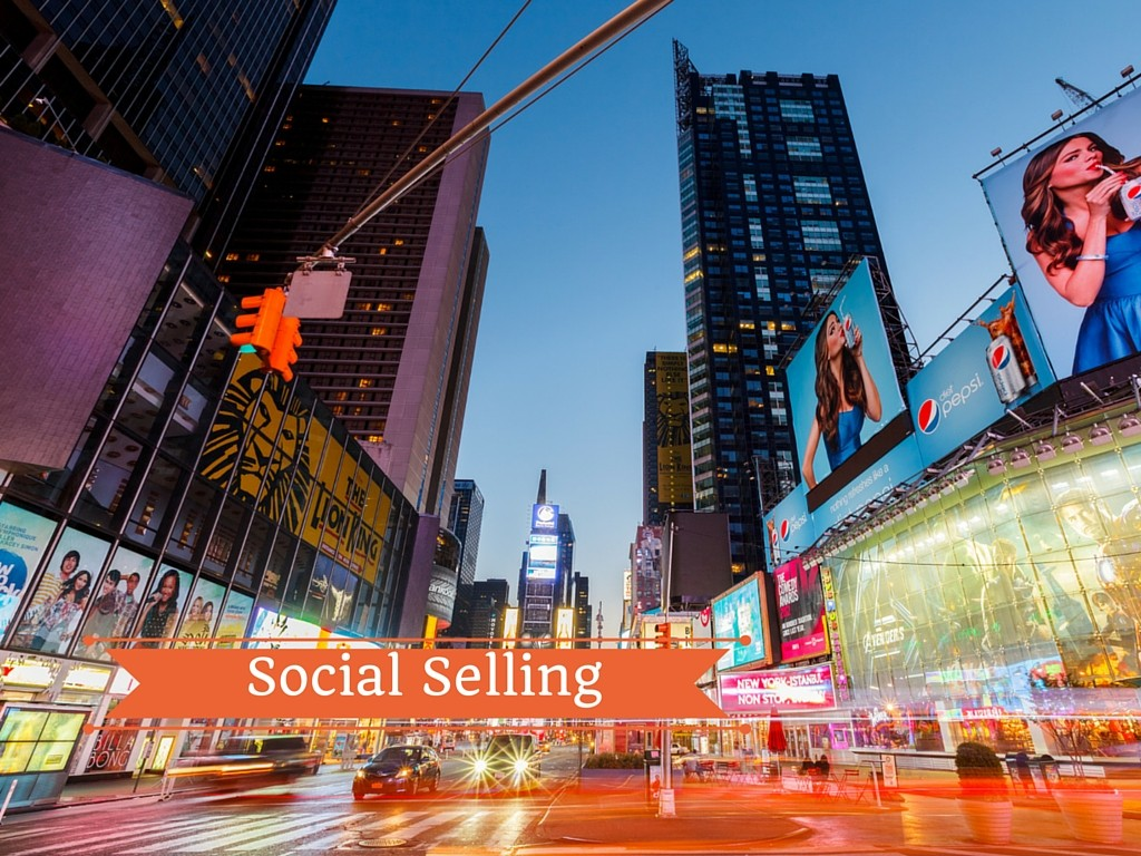 Social selling in 5 fasi