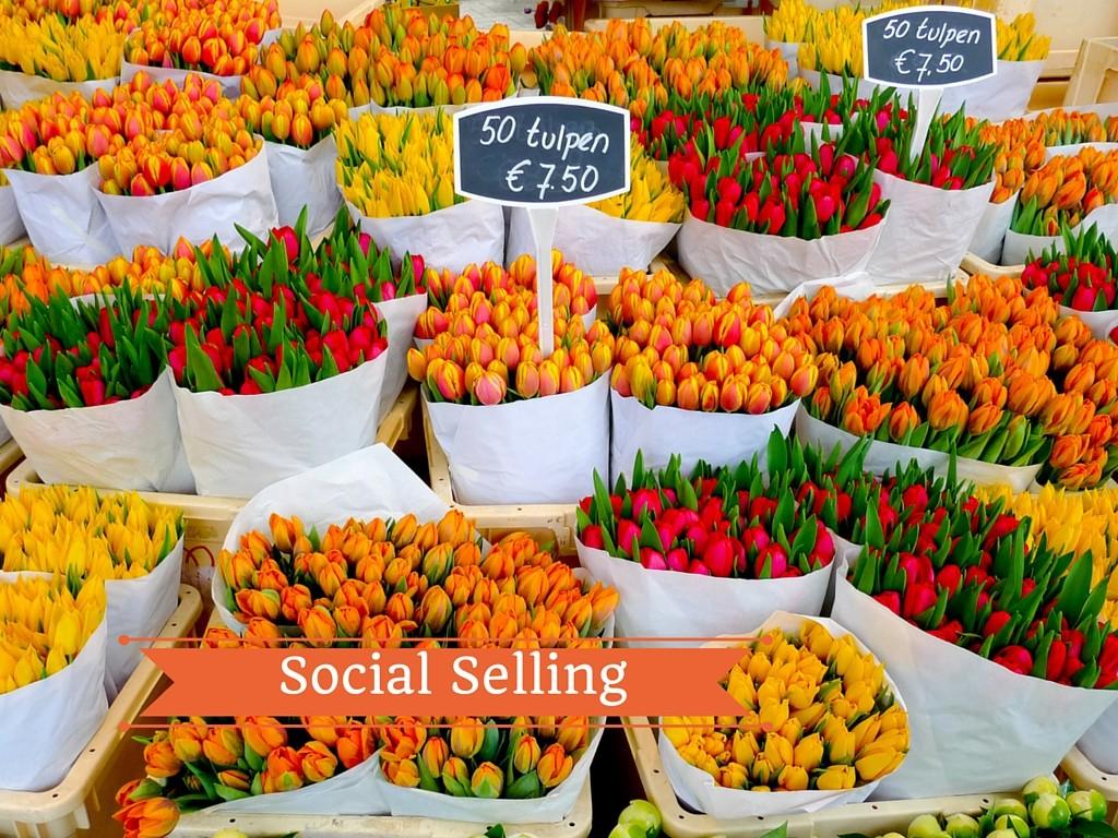 Social selling: la mia presentazione