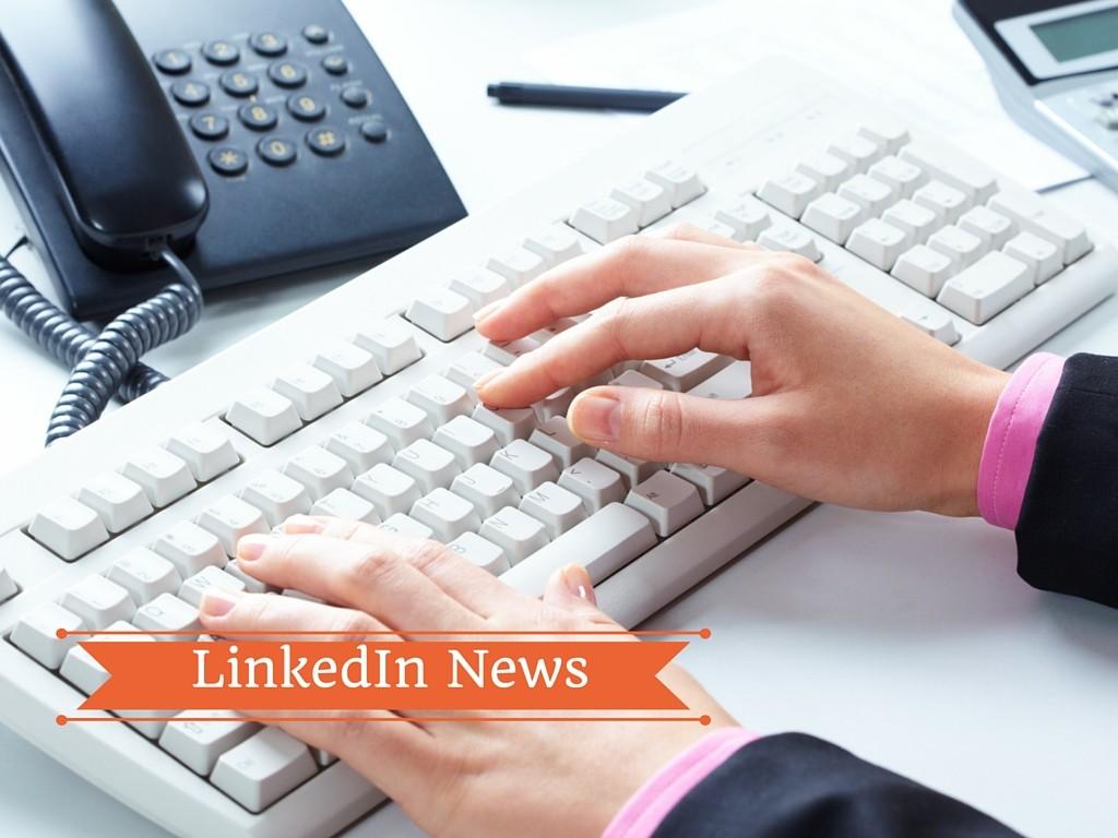 LinkedIn e l'informazione