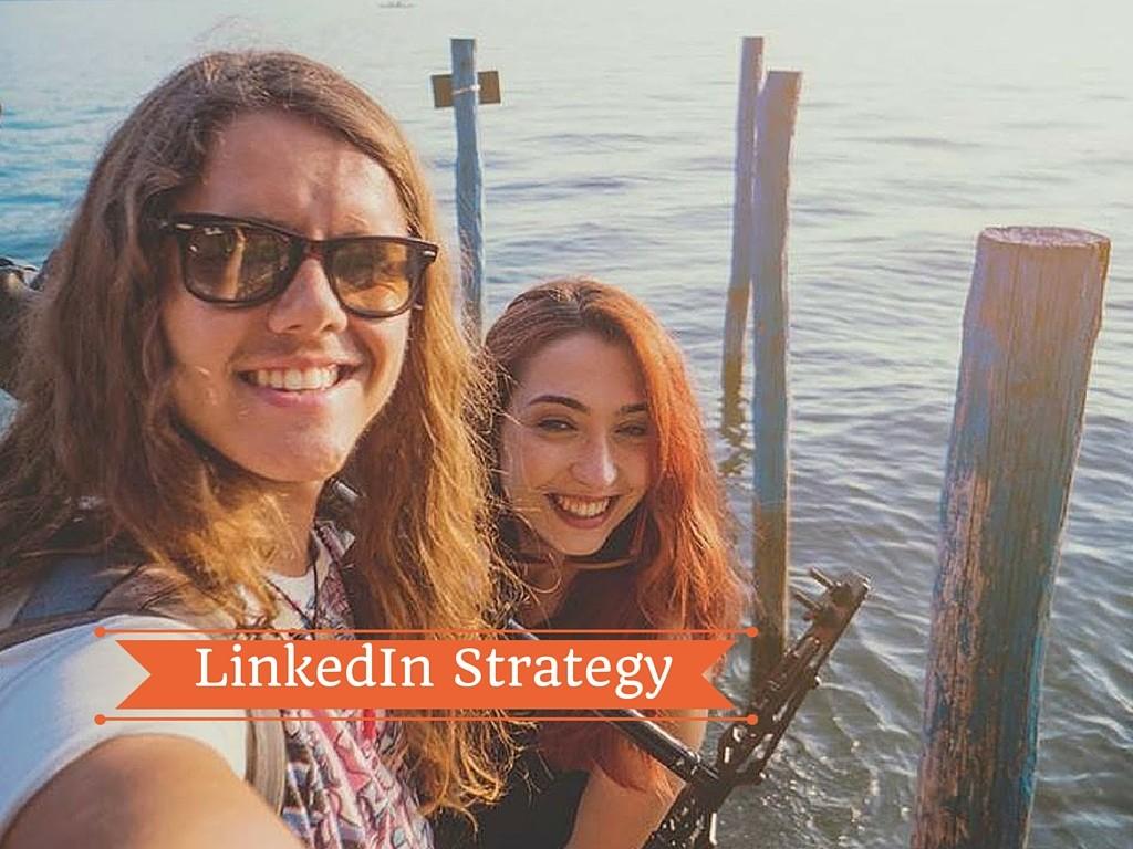 LinkedIn strategy:  LinkedIn un gioco di squadra