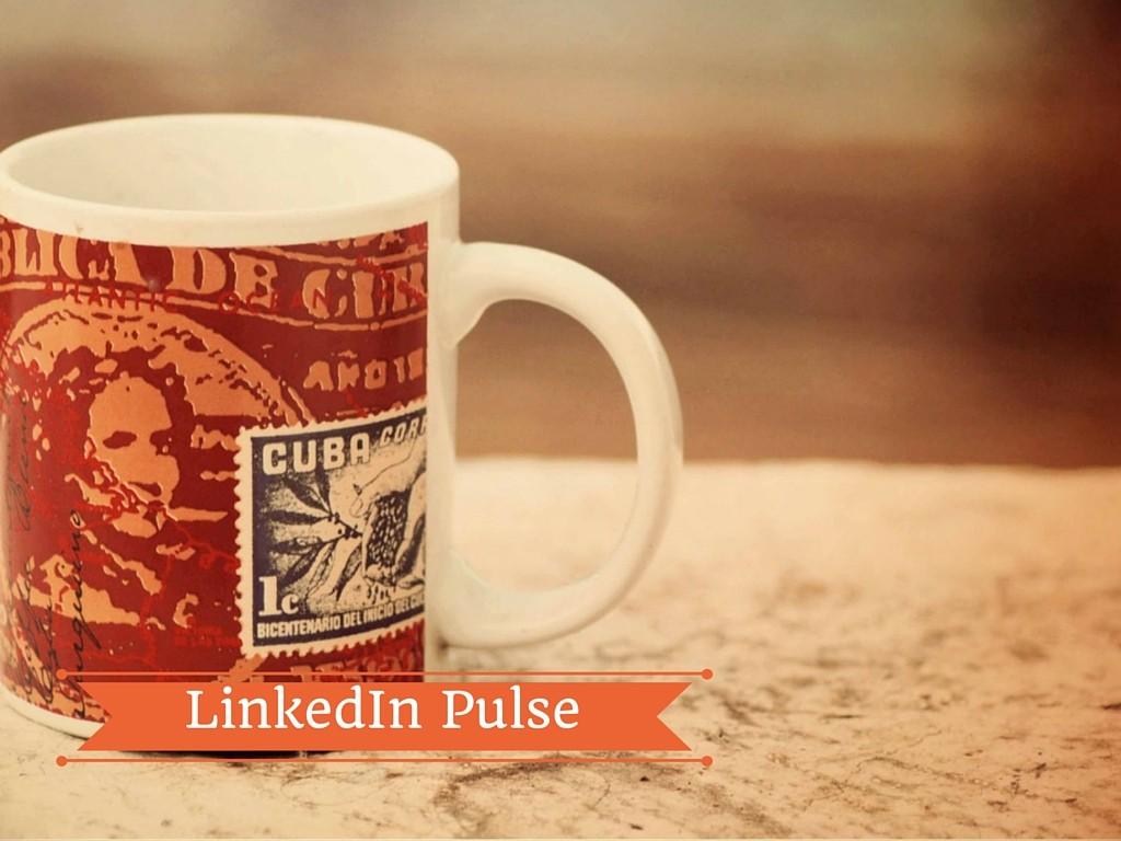 LinkedIn Pulse: 9 punti da conoscere