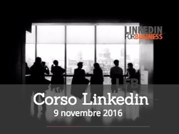 Corso LinkedIn for Business