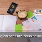 5 motivi per il mio corso online LinkedIn for Business
