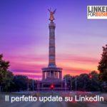 ll perfetto Status Update su LinkedIn