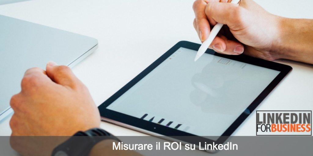 [Webinar gratuito] Misurare il ROI su LinkedIn