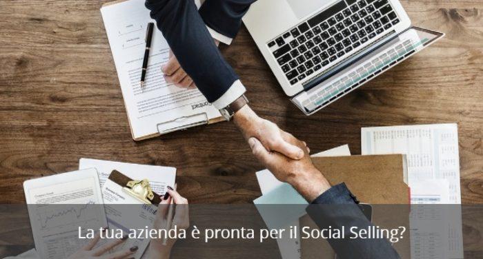 azienda pronta per social selling