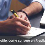 LinkedIn Profile: come scrivere il Riepilogo su LinkedIn in modo efficace