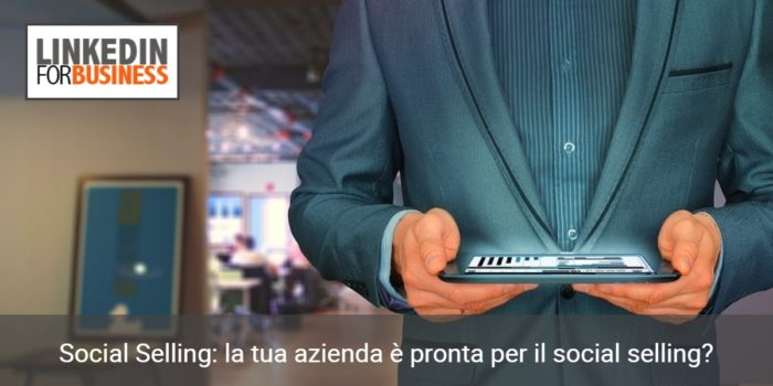 social selling azienda