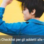 Una LinkedIn checklist per i Professionisti delle vendite