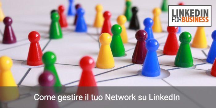 come-gestire-network-LinkedIn