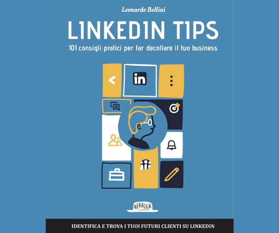 Linkedin tips il mio nuovo libro su linkedin linkedin for Costruisci la tua stanza online