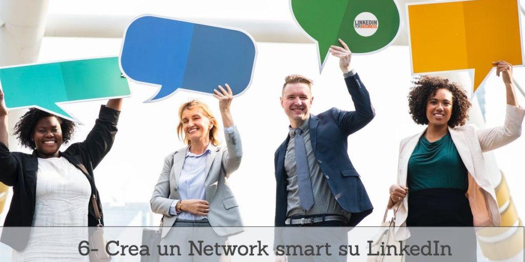 [Podcast #6] Come creare un network smart su LinkedIn