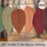 [Podcast #29] le Sei C del Social Selling