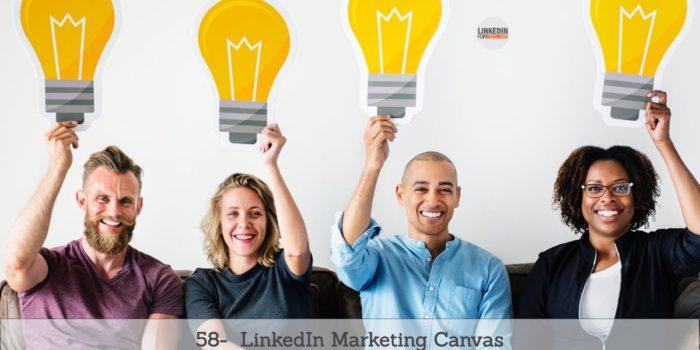 58-LinkedIn Marketing Canvas 2019 post