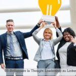 [Podcast #65] Sviluppa la tua Thought Leadership su LinkedIn