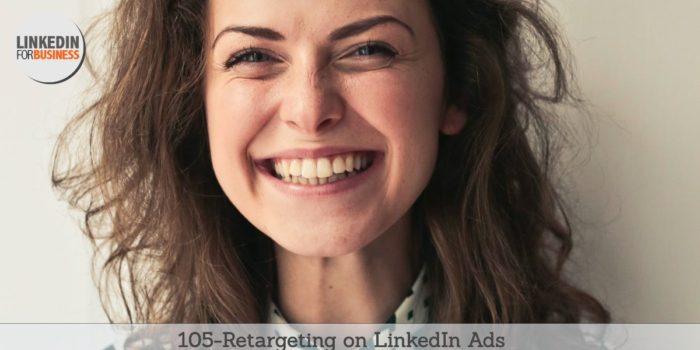 105-Retargeting on inkedIn Ads post